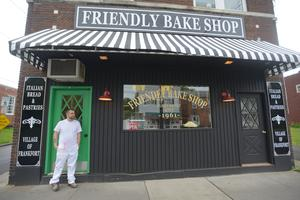 Friendly Bake Shop after the Buddy treatment.